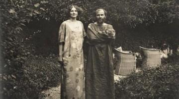 Gustav Klimt und Emilie Flˆge