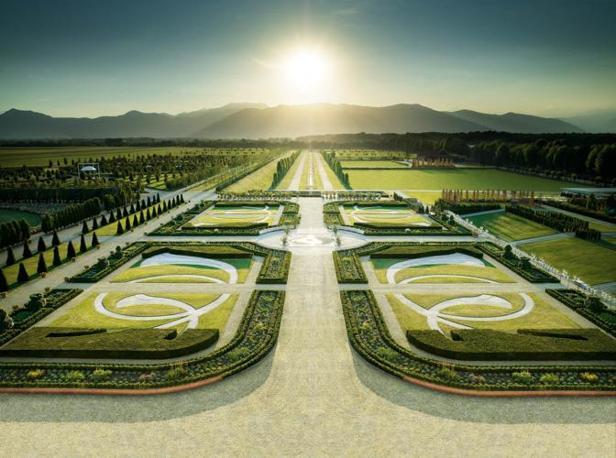Torino e i suoi castelli dove viaggi for I suoi e i suoi bagni