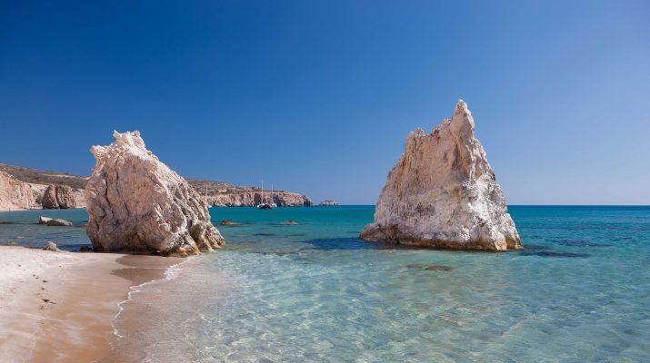 Foto Milos, le spiagge più belle dell'Egeo