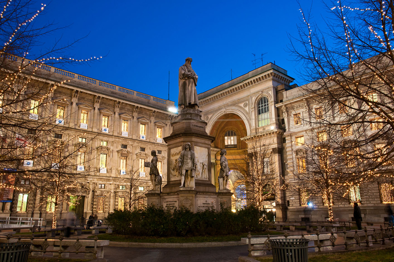 Top 10 Patrimonio Unesco Italia: la Milano di Leonardo