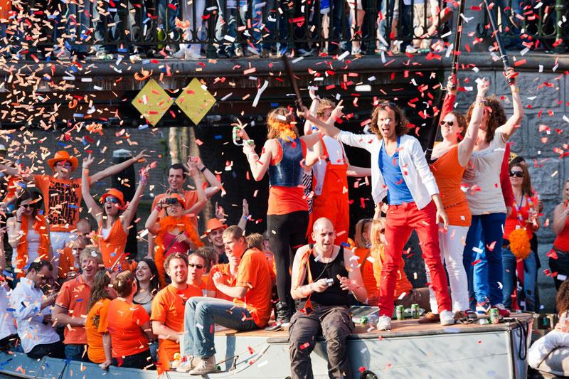Primavera: Olanda in festa