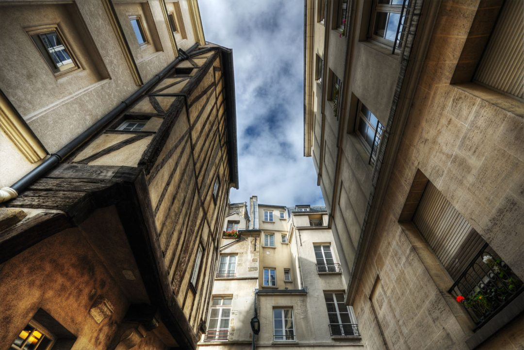 Parigi, un viaggio nel tempo