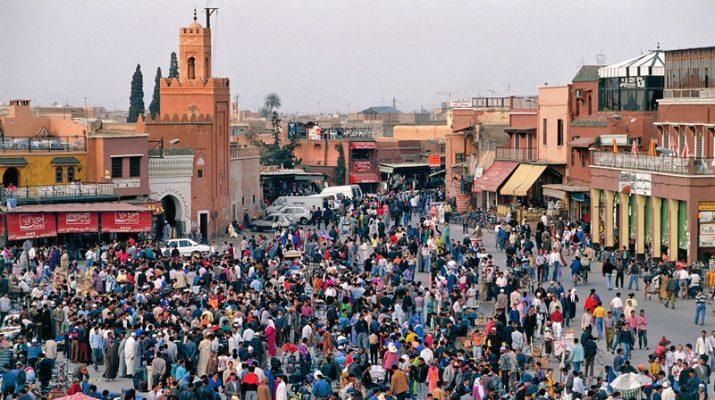 Foto Marrakech: la magia di Jemaâ El Fna