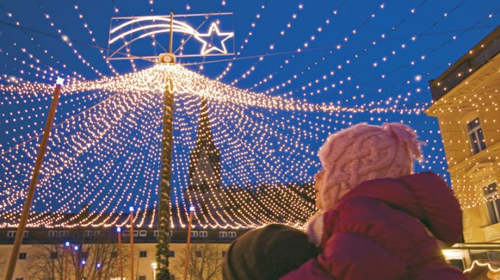 Foto Mercatini dell'Alto Adige: la fiaba del Natale, tra storia e originalità