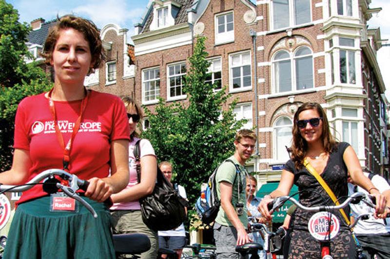 Amsterdam senza aspettare