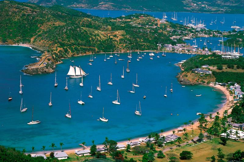 Antigua, snob ma possibile