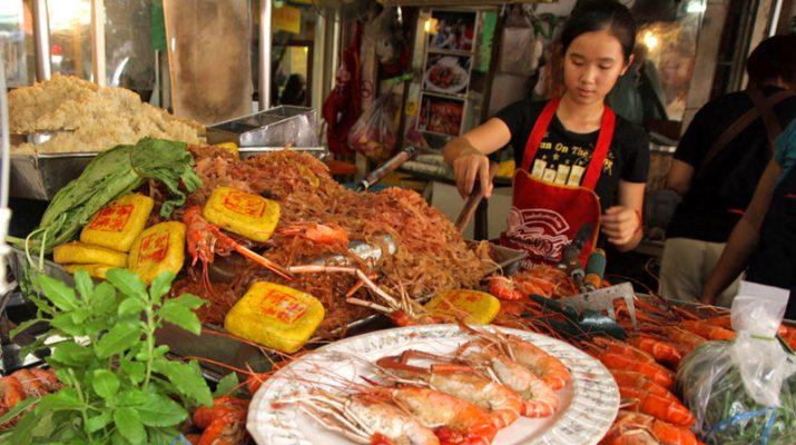 Foto Bangkok, delizie esotiche