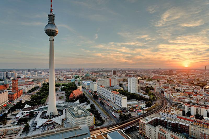 Berlino saltando le file
