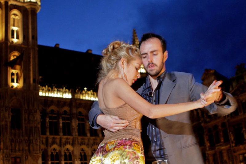 La passione si accende al Bruxelles Tango Festival