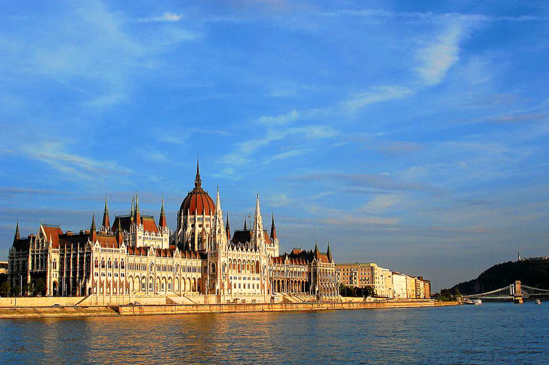 Budapest in 48 ore