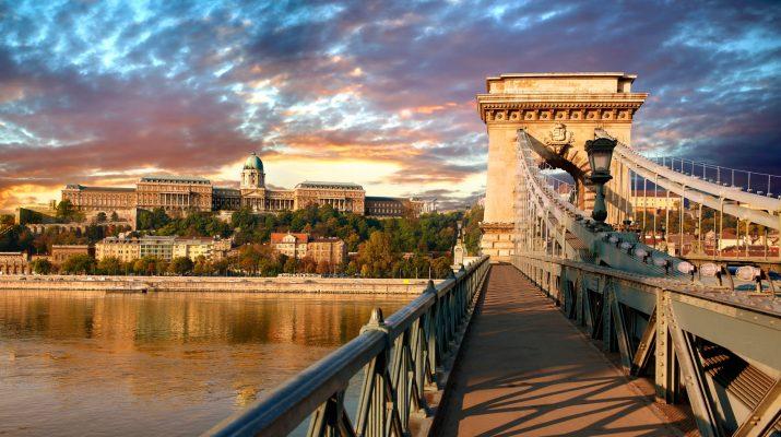 Foto Budapest: sul ponte dei desideri