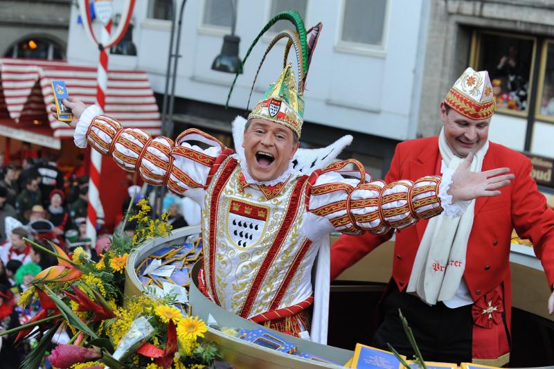 Colonia: Carnevale originale