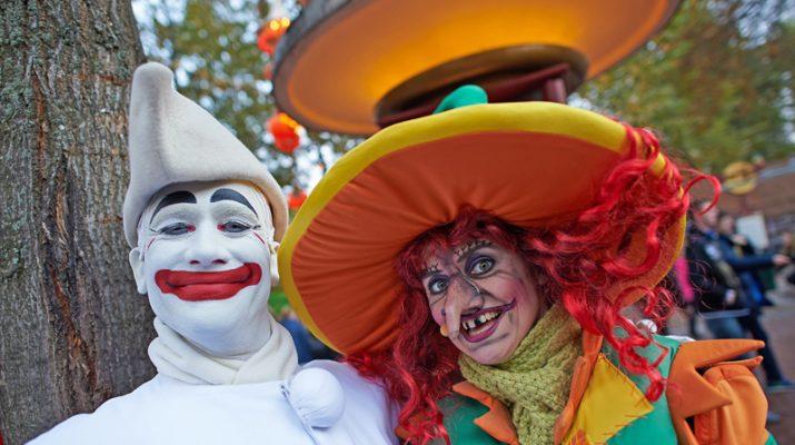 Foto Copenhagen: non c?è Halloween senza Tivoli