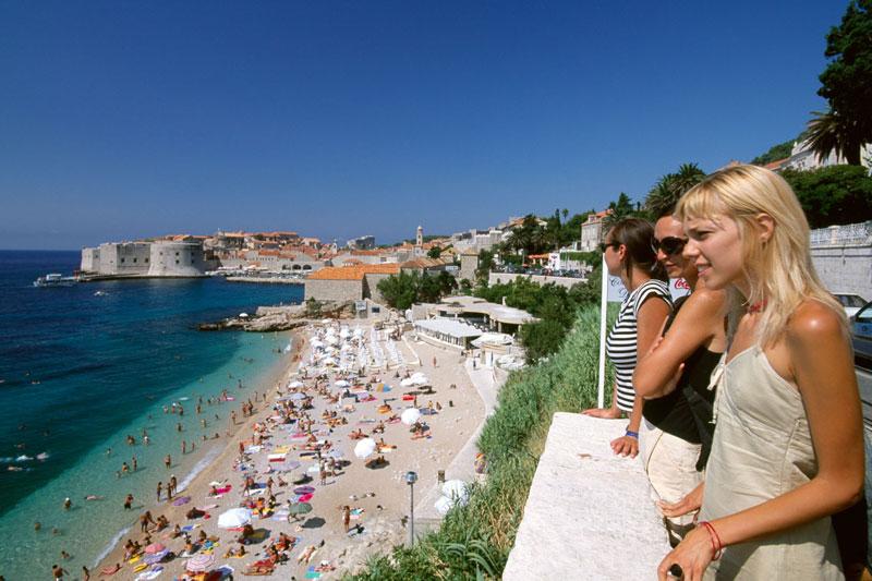 Mare e movida a Dubrovnik
