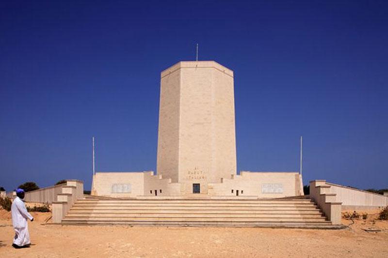El Alamein, sulle tracce della storia