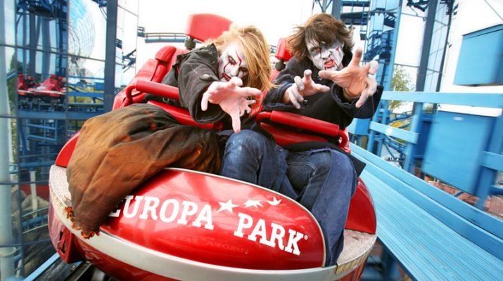 Foto Europa Park, l?Halloween più divertente della Germania