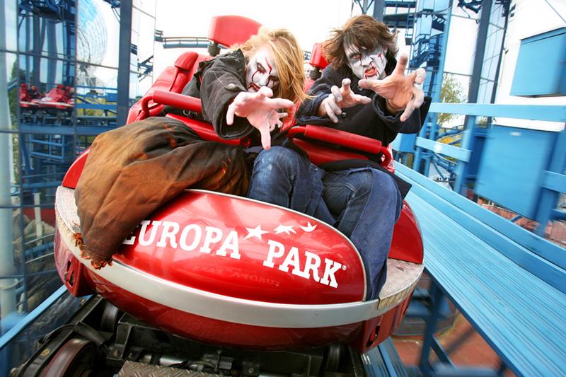 Europa Park, l?Halloween più divertente della Germania