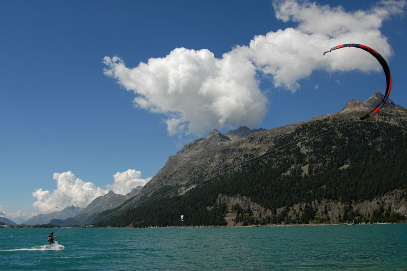 St. Moritz e dintorni: l'agenda dell'estate
