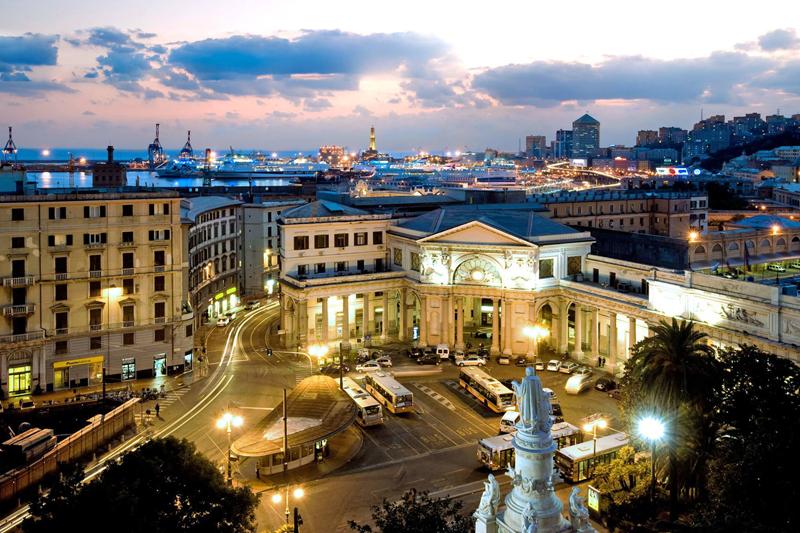 Genova di mare, Genova segreta