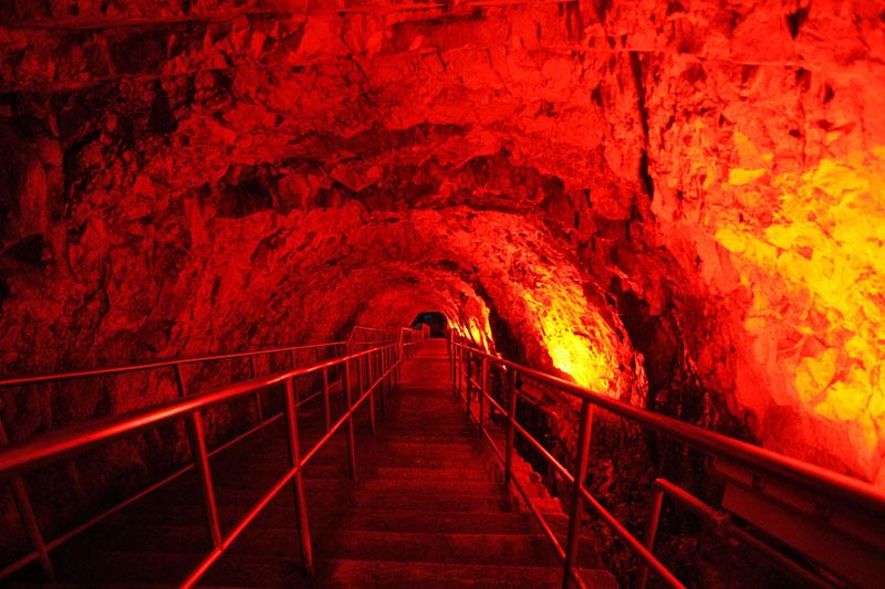 Festa nelle Grotte di Castellana