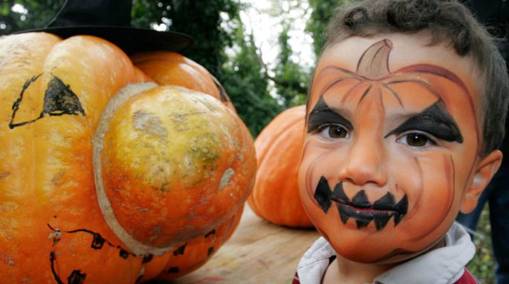 Foto Trick or treat? Halloween a Londra