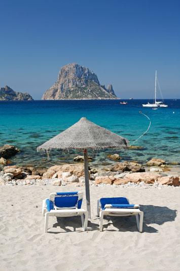 Ibiza, le Baleari in pista