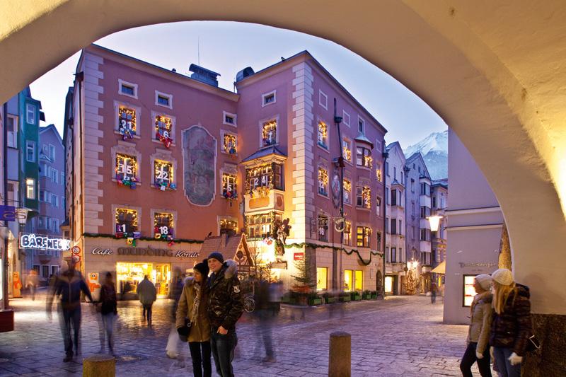 Innsbruck, un Natale con i ?Diavoli?