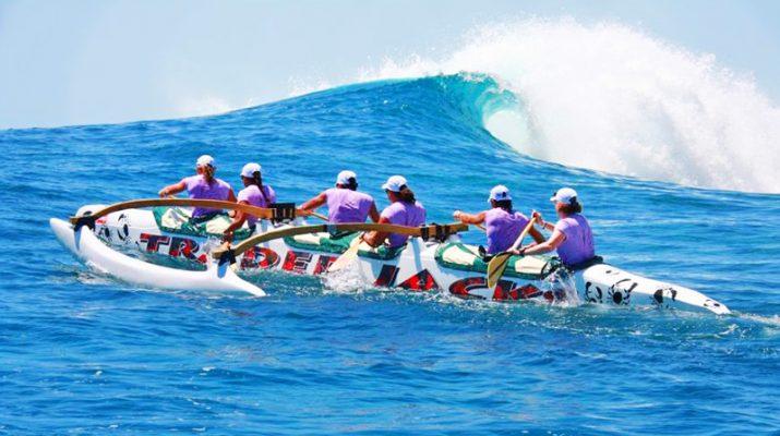 Foto È tempo di remare verso le Isole Cook