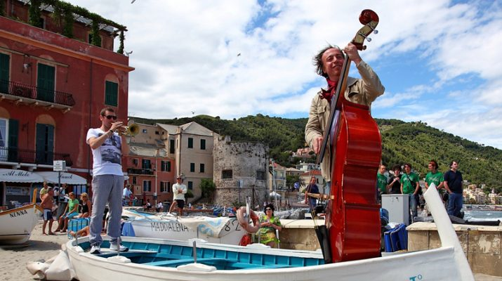 Foto Percfest 2013: percussioni e jazz sul mare a Laigueglia
