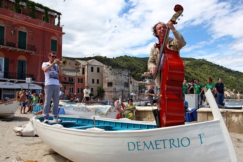 Percfest 2013: percussioni e jazz sul mare a Laigueglia
