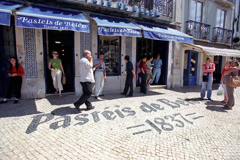 Lisbona per golosi