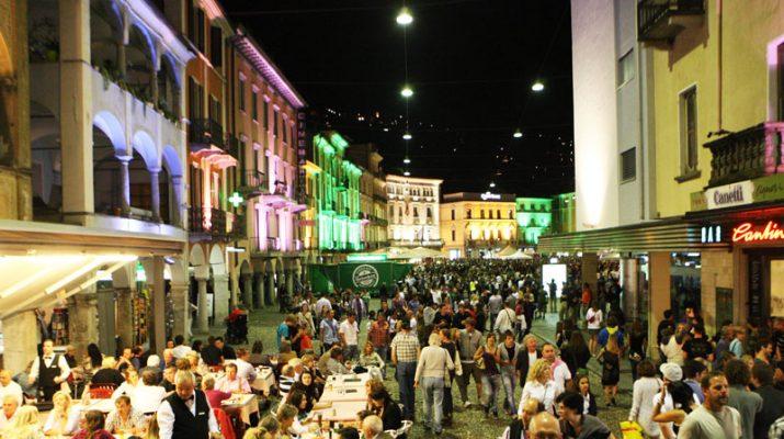 Foto Notte Bianca in musica a Locarno
