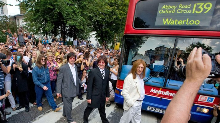 Foto Londra: a spasso con i Beatles