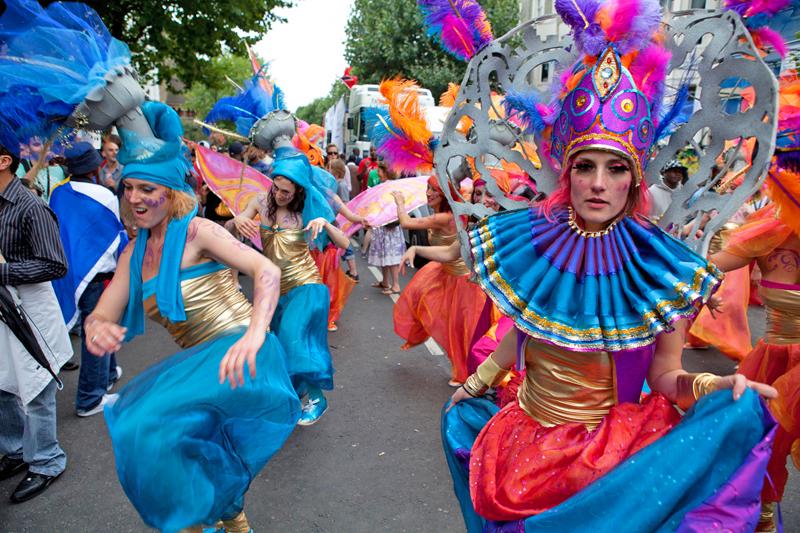 Notting Hill Carnival, l?estate giocosa di Londra