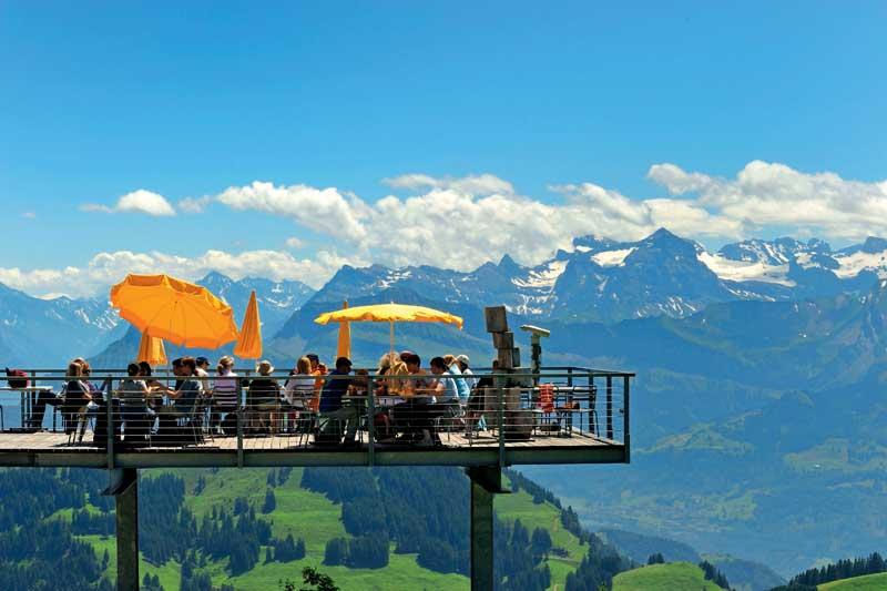 Lucerna outdoor: vacanze in cielo