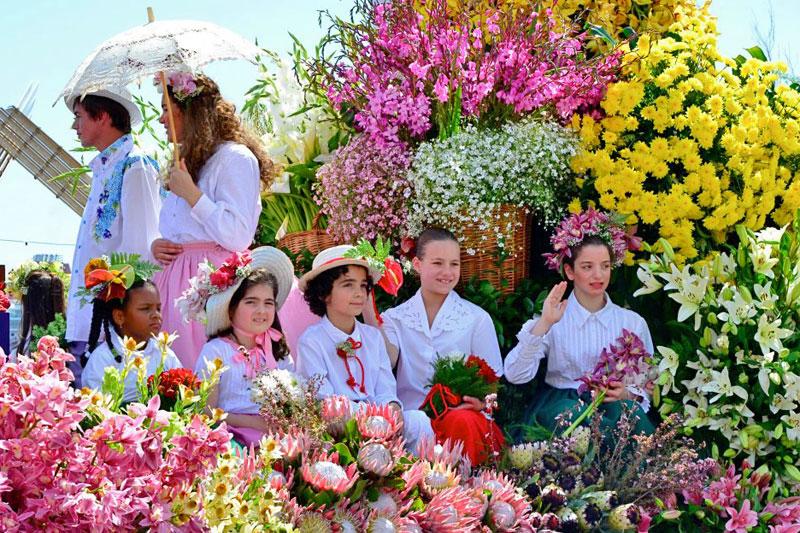 Primavera a Madeira