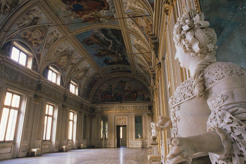 Top 10 patrimonio unesco italia i gioielli di mantova for Camera degli sposi immagini