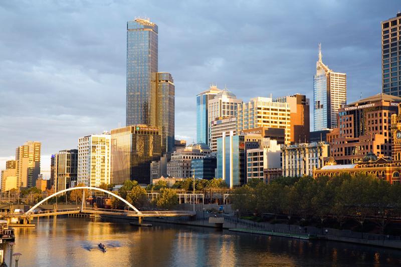Le mete del 2013: Melbourne