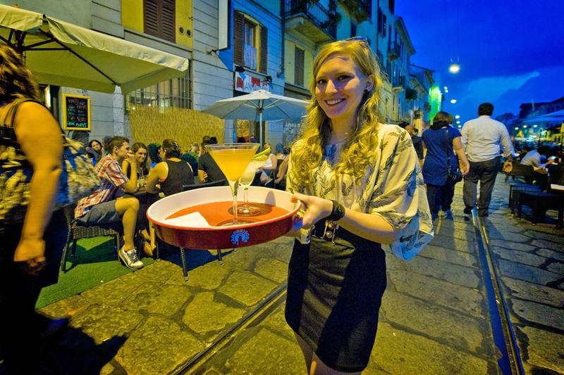 Italia low cost: la bella nightlife
