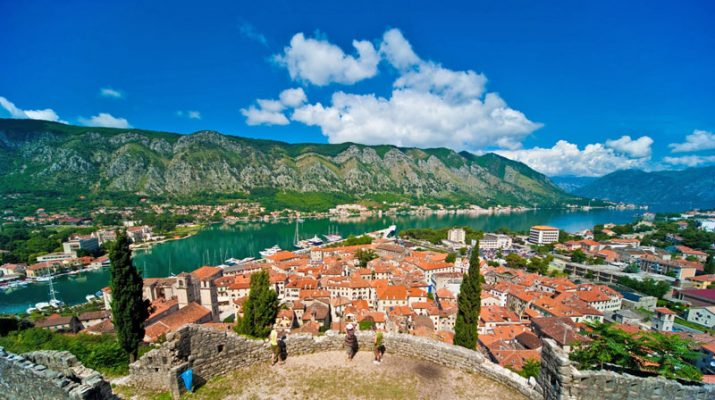 Foto Montenegro, un'estate al naturale
