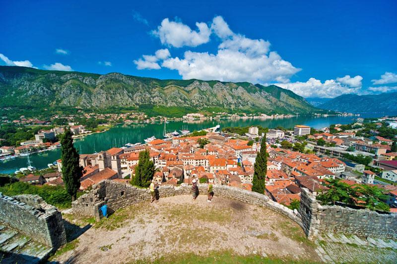 Montenegro, un'estate al naturale