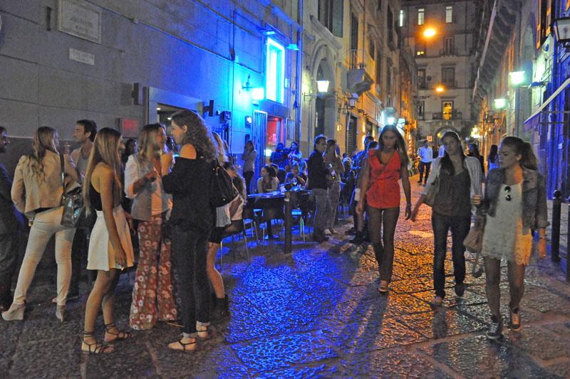 Napoli oggi: sfizi & capricci d'arte