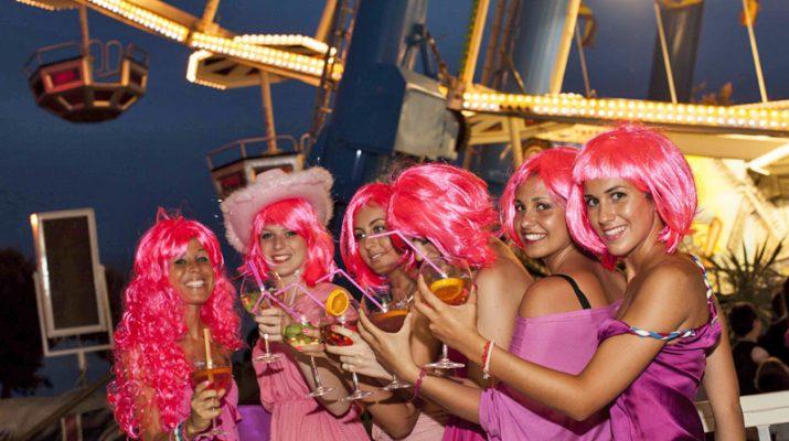 Foto Notte Rosa: la Riviera in festa