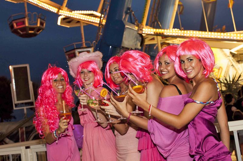 Notte Rosa: la Riviera in festa