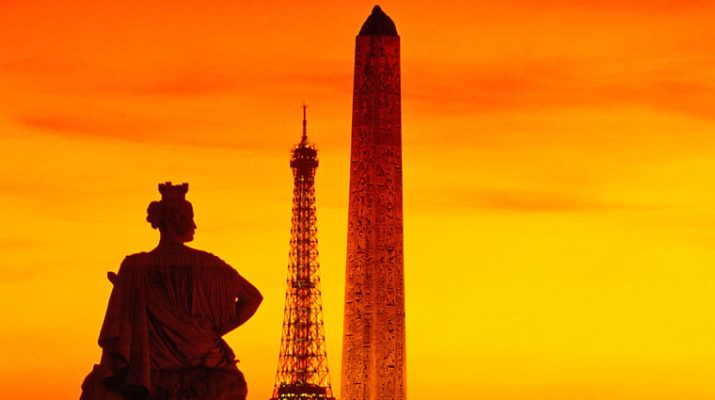 Foto Place de la Concorde, cuore di Parigi