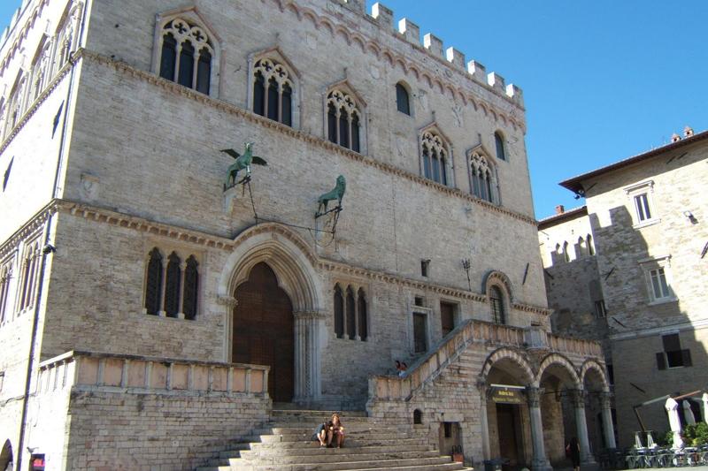 In Umbria, lungo la via di Francesco