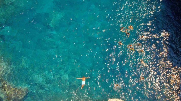 Foto Puglia: ultima chiamata per un tuffo