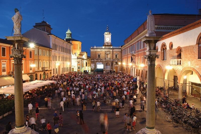 Musica, arte e mosaici a Ravenna