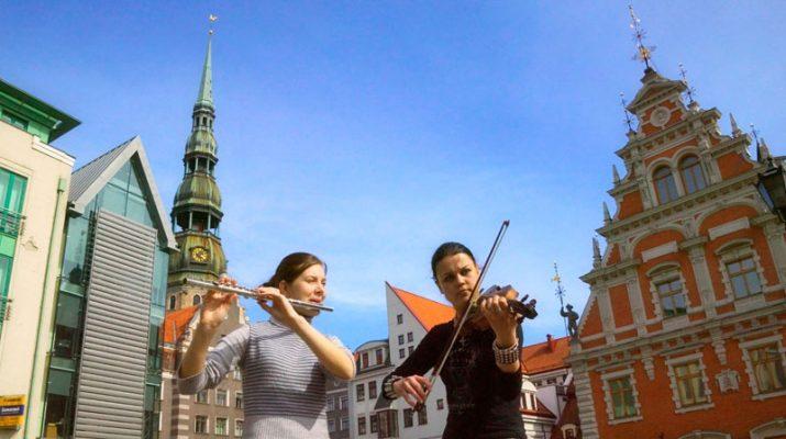 Foto Tris baltico: Riga, Vilnius, Tallin