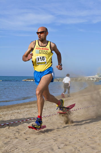 Italia low cost: sport in spiaggia